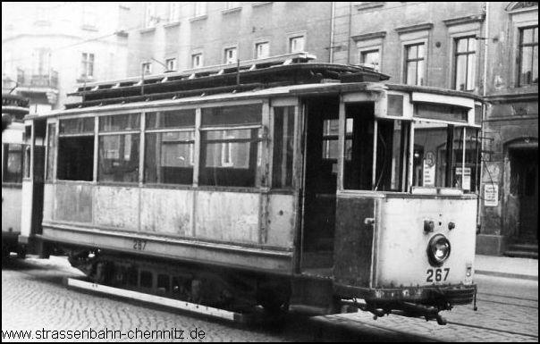 Triebwagen 15
